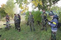 Paintball 29.9.2012 - 2