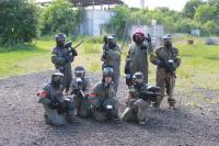 Paintball 23.6.2013 - 6