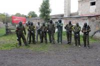 Paintball 26.9.2013 - Linde MH - 21