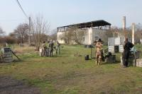 Paintball 29.3.2014 - 2